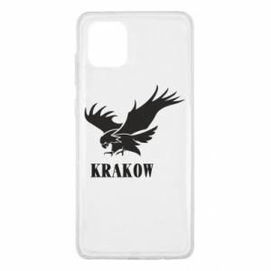 Etui na Samsung Note 10 Lite Krakow eagle