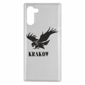 Etui na Samsung Note 10 Krakow eagle