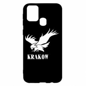Etui na Samsung M31 Krakow eagle