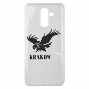 Etui na Samsung J8 2018 Krakow eagle