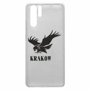 Etui na Huawei P30 Pro Krakow eagle