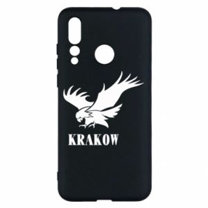 Etui na Huawei Nova 4 Krakow eagle