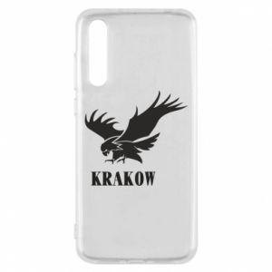 Etui na Huawei P20 Pro Krakow eagle