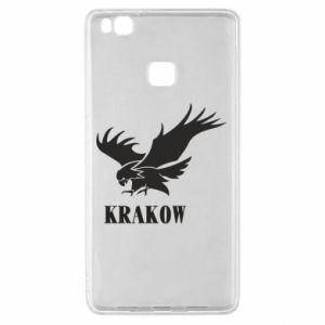 Etui na Huawei P9 Lite Krakow eagle