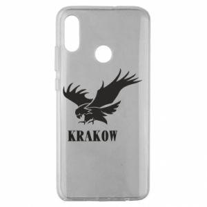 Etui na Huawei Honor 10 Lite Krakow eagle