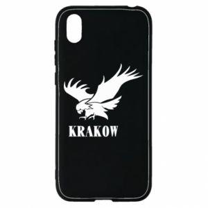 Etui na Huawei Y5 2019 Krakow eagle