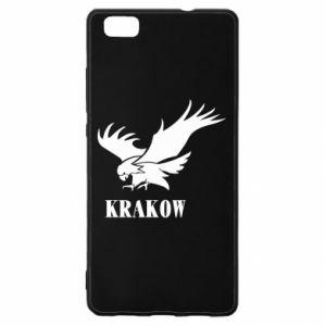 Etui na Huawei P 8 Lite Krakow eagle