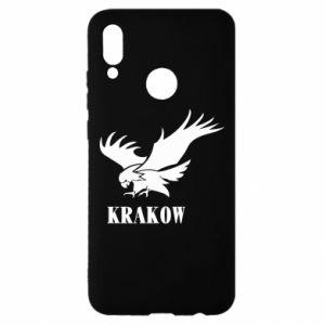 Etui na Huawei P Smart 2019 Krakow eagle