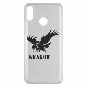 Etui na Huawei Y9 2019 Krakow eagle