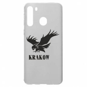 Etui na Samsung A21 Krakow eagle