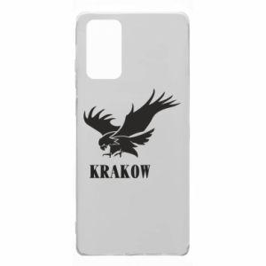 Etui na Samsung Note 20 Krakow eagle
