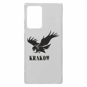 Etui na Samsung Note 20 Ultra Krakow eagle