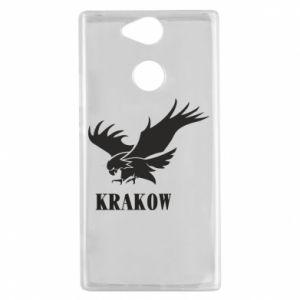 Etui na Sony Xperia XA2 Krakow eagle