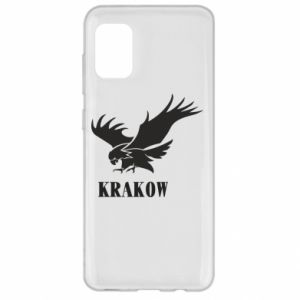 Etui na Samsung A31 Krakow eagle