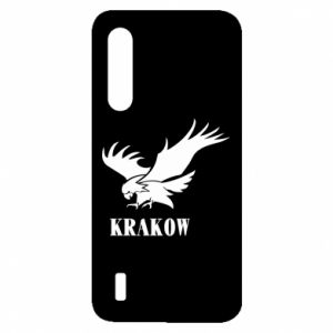 Etui na Xiaomi Mi9 Lite Krakow eagle