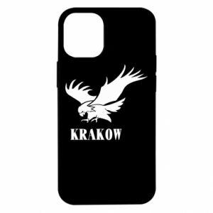 Etui na iPhone 12 Mini Krakow eagle