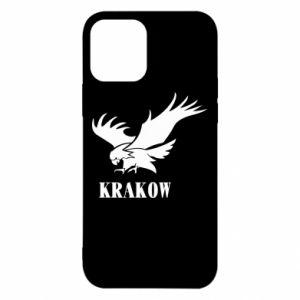 Etui na iPhone 12/12 Pro Krakow eagle