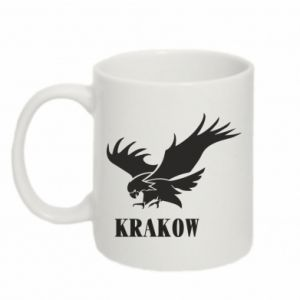 Kubek 330ml Krakow eagle