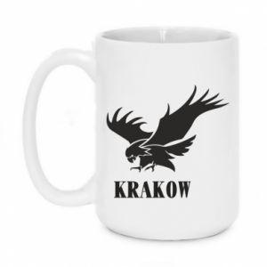 Kubek 450ml Krakow eagle