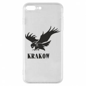 Etui na iPhone 8 Plus Krakow eagle
