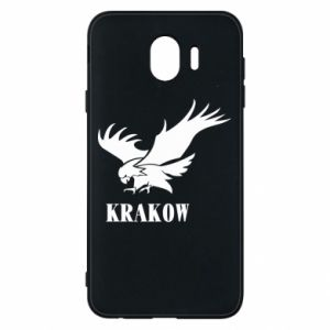 Etui na Samsung J4 Krakow eagle