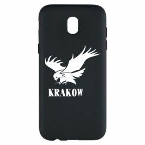 Etui na Samsung J5 2017 Krakow eagle