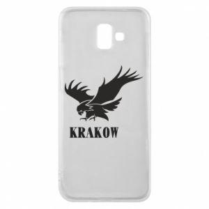 Etui na Samsung J6 Plus 2018 Krakow eagle