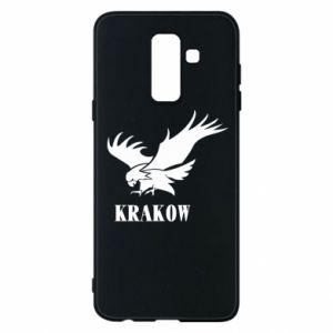 Etui na Samsung A6+ 2018 Krakow eagle