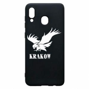 Etui na Samsung A30 Krakow eagle