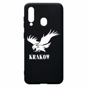 Etui na Samsung A60 Krakow eagle