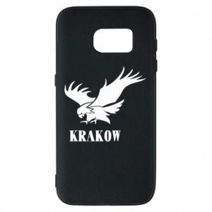 Etui na Samsung S7 Krakow eagle