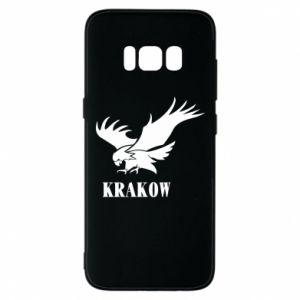 Etui na Samsung S8 Krakow eagle