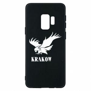 Etui na Samsung S9 Krakow eagle