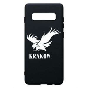 Etui na Samsung S10+ Krakow eagle