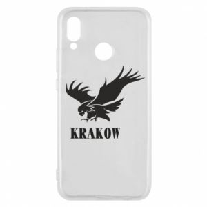 Etui na Huawei P20 Lite Krakow eagle