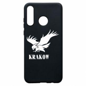 Etui na Huawei P30 Lite Krakow eagle