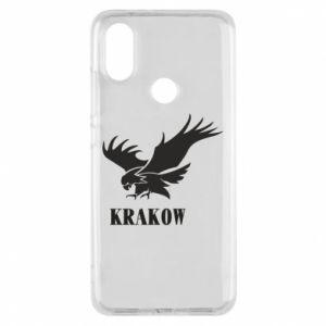 Etui na Xiaomi Mi A2 Krakow eagle