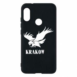 Etui na Mi A2 Lite Krakow eagle