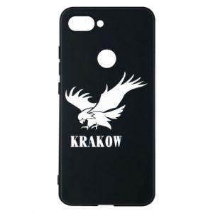 Etui na Xiaomi Mi8 Lite Krakow eagle