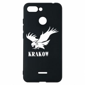 Etui na Xiaomi Redmi 6 Krakow eagle