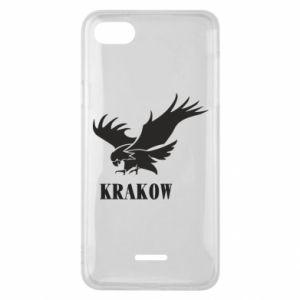Etui na Xiaomi Redmi 6A Krakow eagle