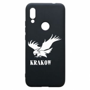 Etui na Xiaomi Redmi 7 Krakow eagle