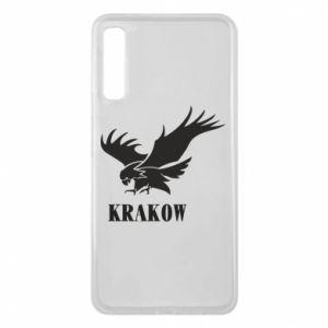 Etui na Samsung A7 2018 Krakow eagle