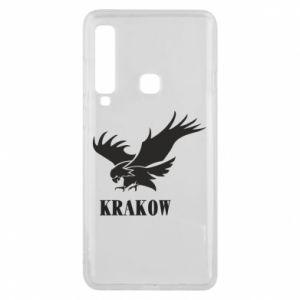 Etui na Samsung A9 2018 Krakow eagle