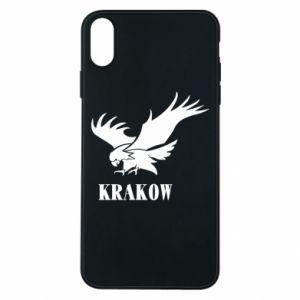 Etui na iPhone Xs Max Krakow eagle