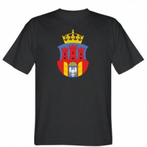 T-shirt Krakow coat of arms
