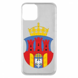 Phone case for iPhone 11 Krakow coat of arms