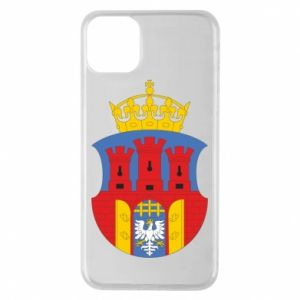 Phone case for iPhone 11 Pro Max Krakow coat of arms