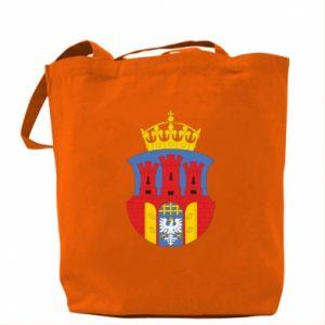 Bag Krakow coat of arms