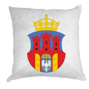 Pillow Krakow coat of arms